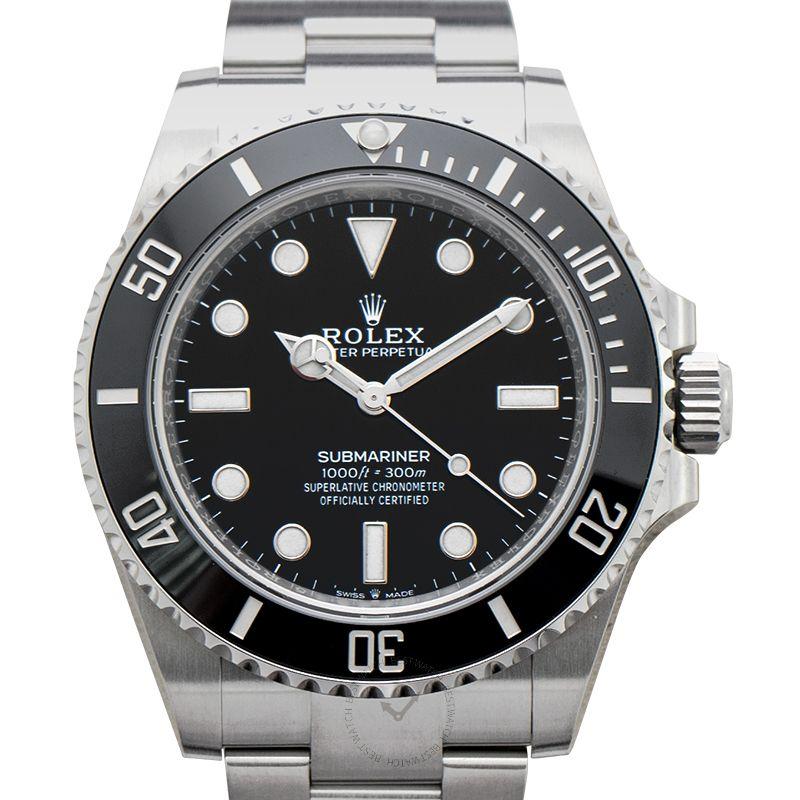 Rolex Submariner 124060-0001